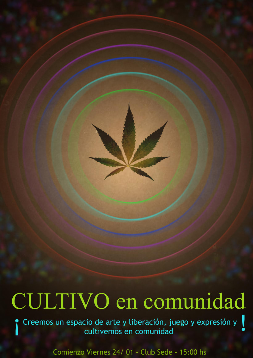 Tribu urbana escogida : Hippie 2