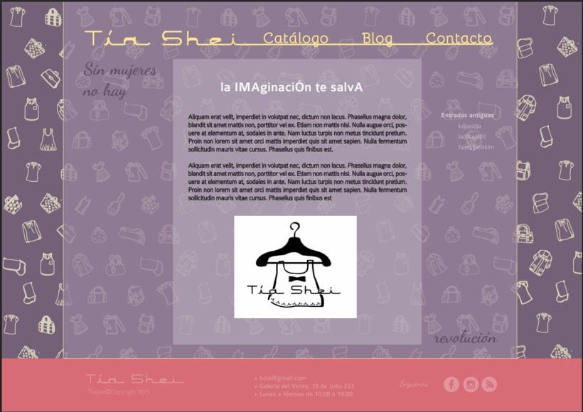 Tia Shei - Interfaces  2