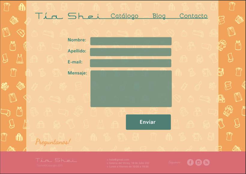 Tia Shei - Interfaces  3