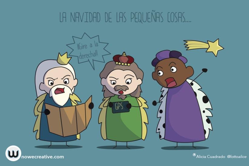 coleccin de originales postales de navidad nowe 4 - Postales Originales De Navidad