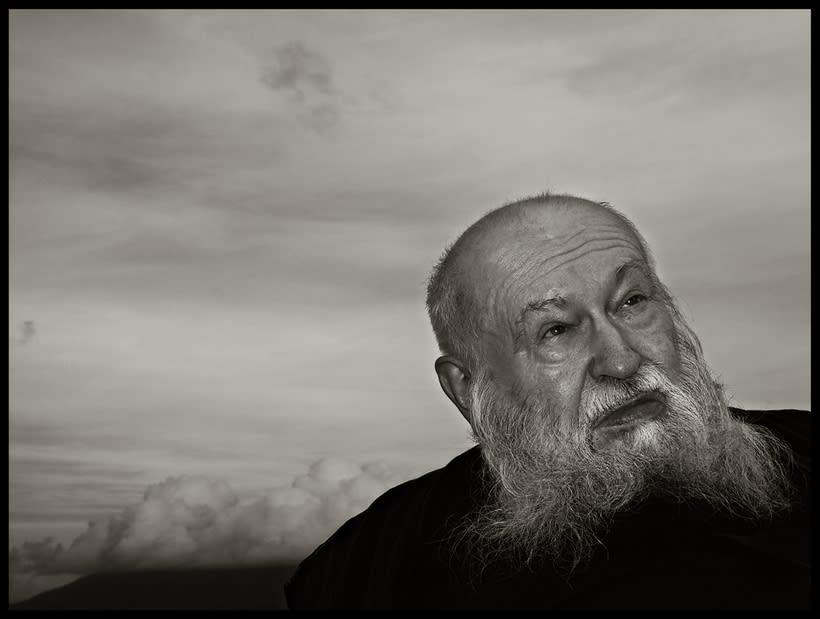 Hermann Nitsch photo by Augusto De Luca 0