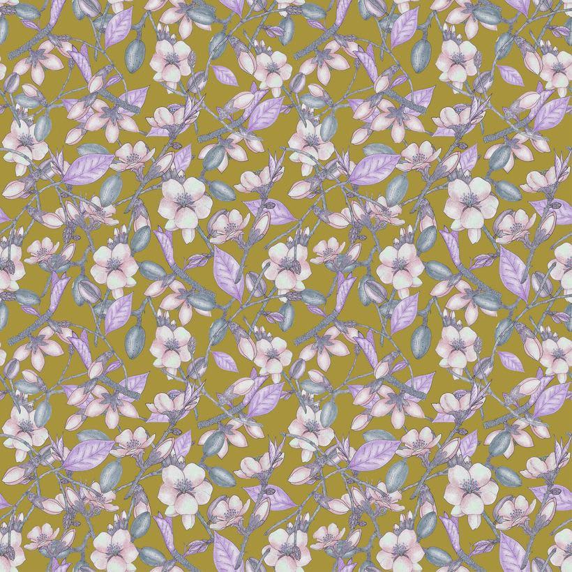 Flor de almendra para Insecta Shoes. 2