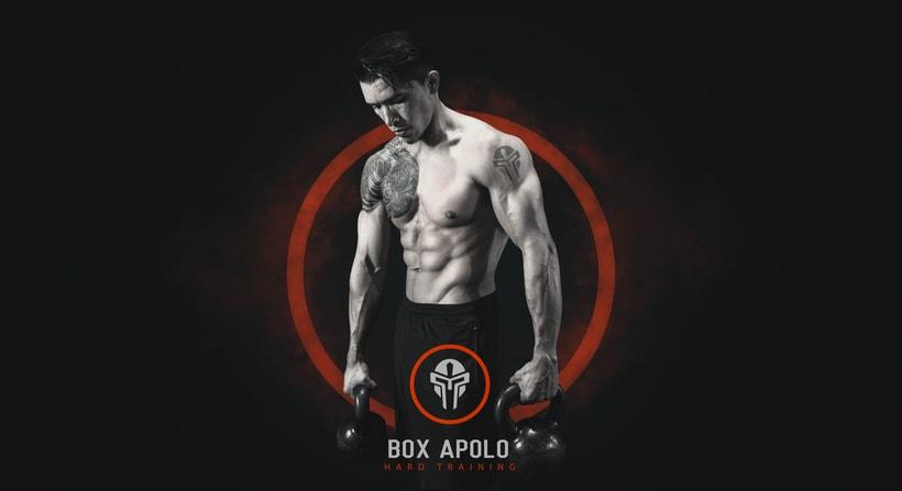 Box Apolo _ Crossfit Training 0