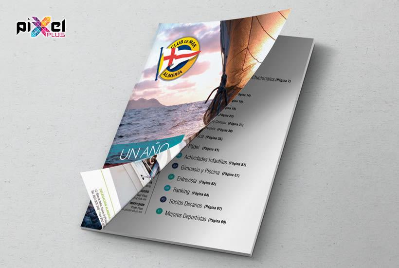 Anuario Club de Mar Almería 0