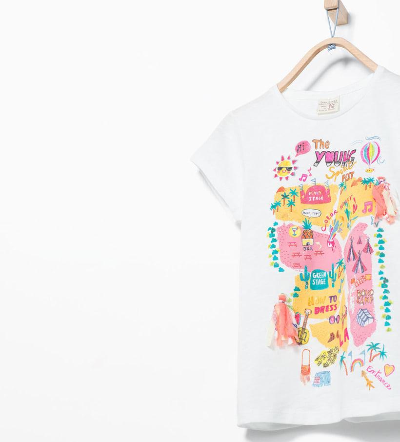 Diseño textil Infantil 0