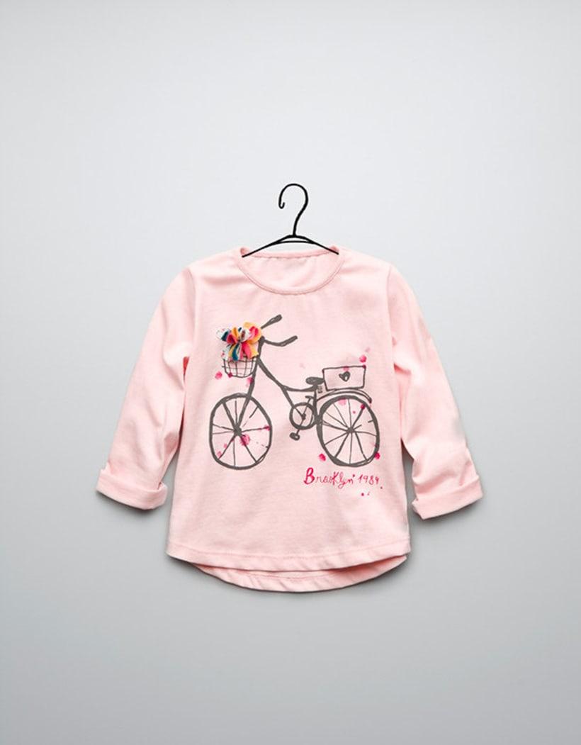 Diseño textil Infantil 1