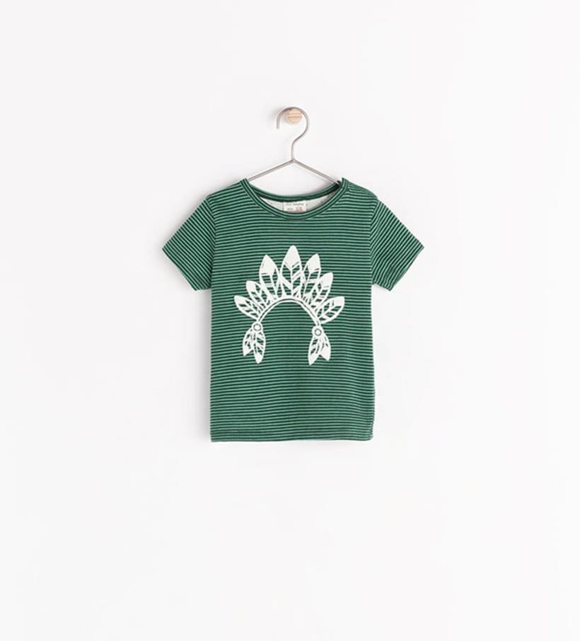 Diseño textil Infantil 2