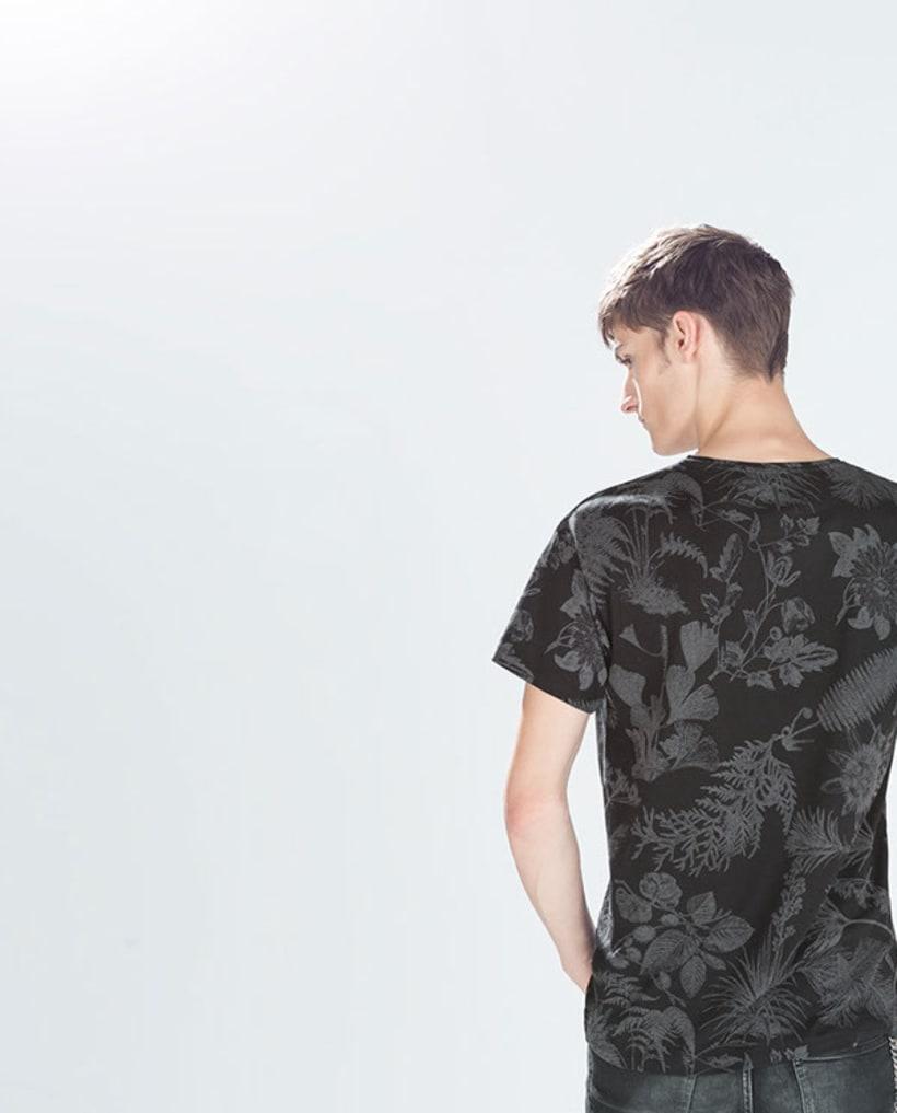 Diseño textil Menswear 2