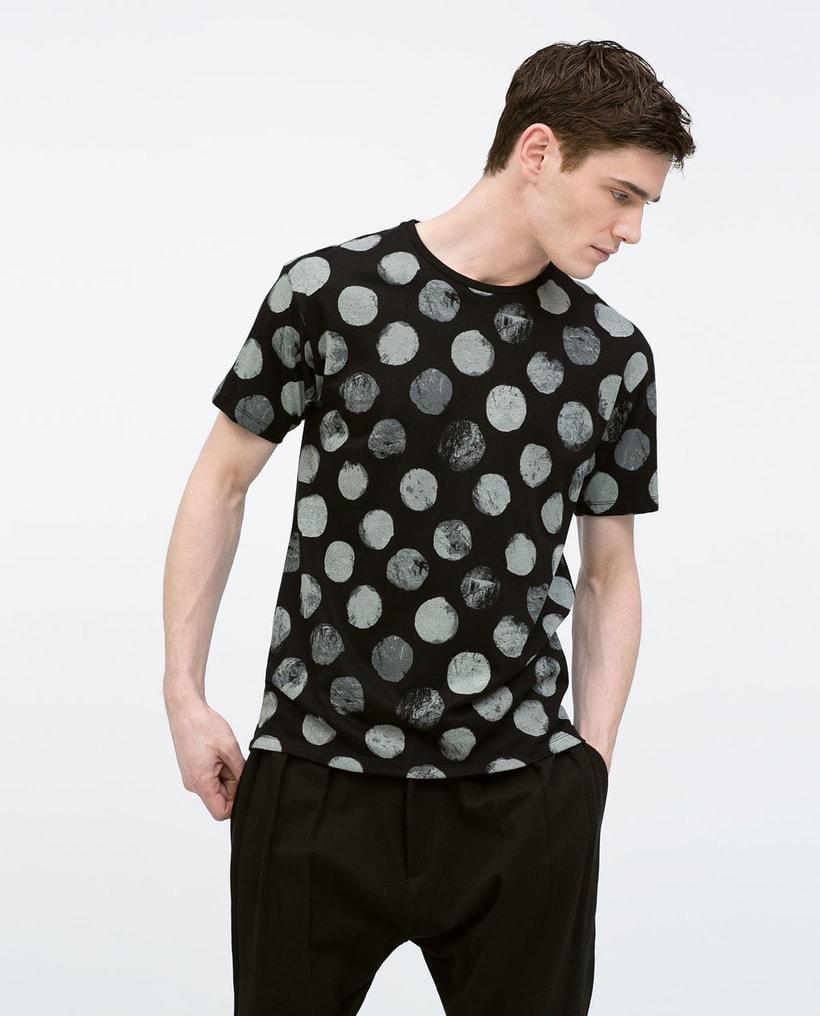Diseño textil Menswear 0