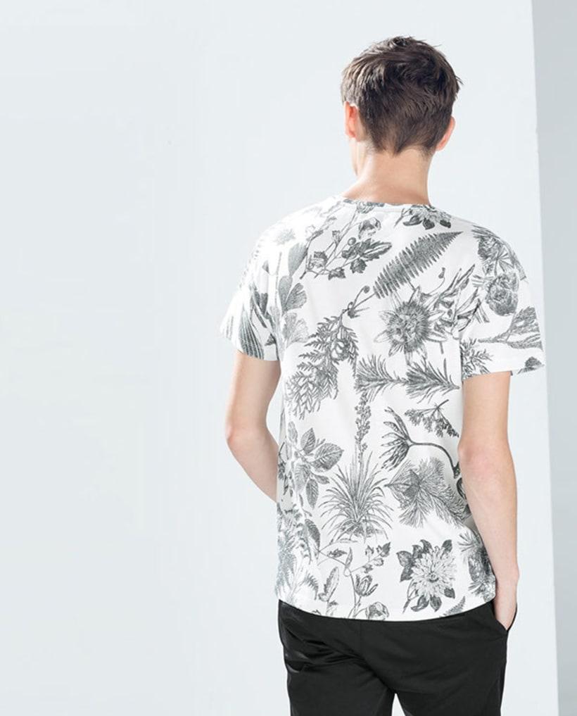 Diseño textil Menswear 3