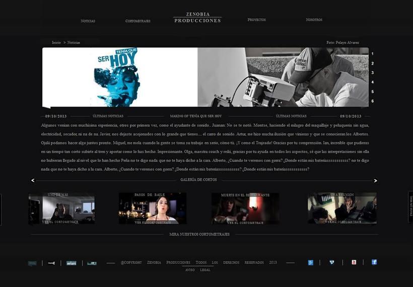 Proyecto Producciones Zenobia 0