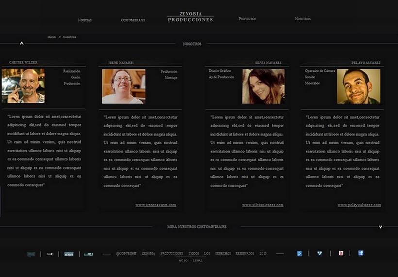 Proyecto Producciones Zenobia 2