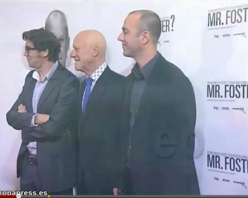 """Grabacion Premiere """"Mr.Foster"""" -1"""