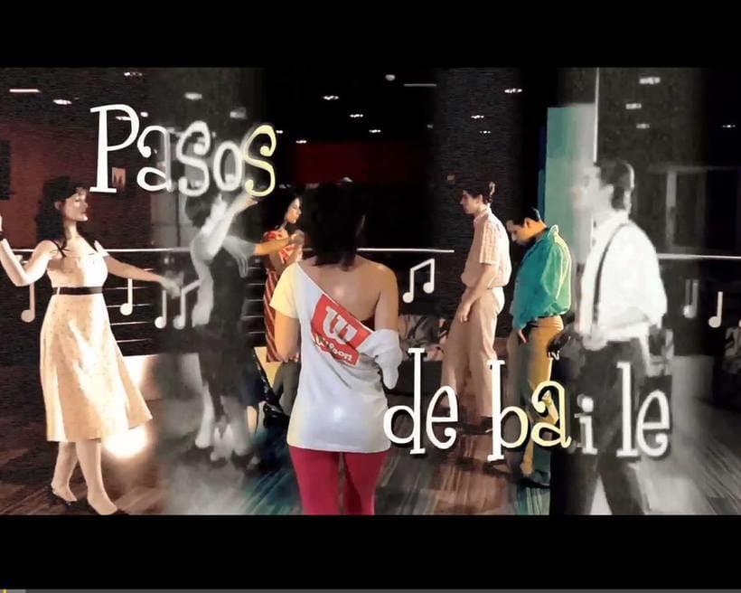 Proyecto Pasos de Baile 1