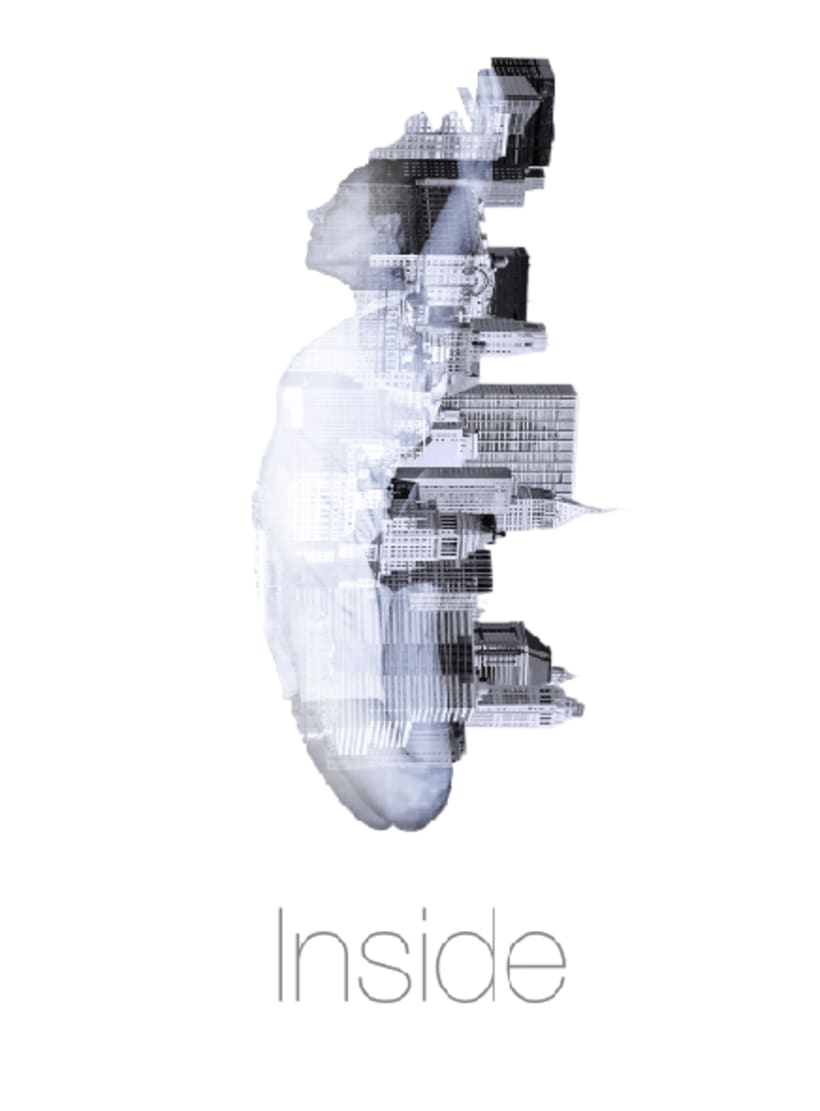 "Cartel para la obra ""Inside"". -1"