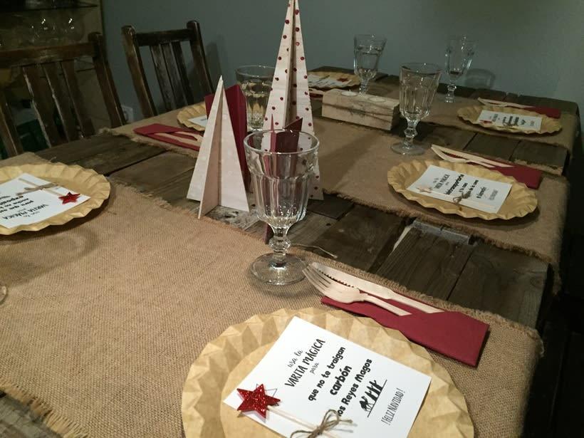 Diseño Cena Navidad 2015 7