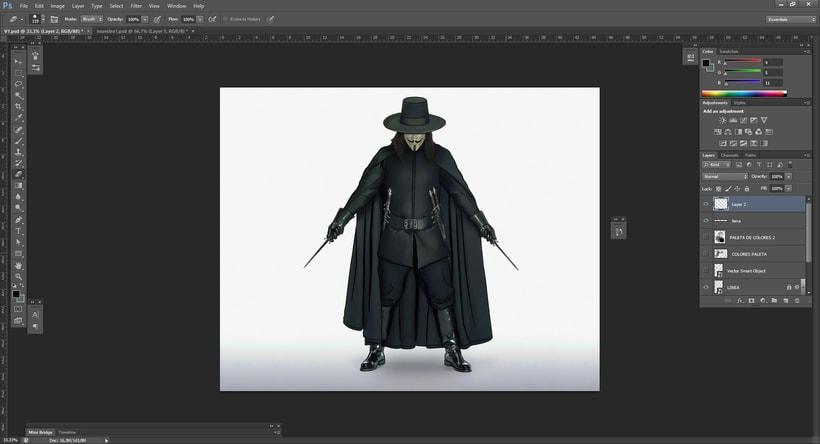 V for Vendetta 3