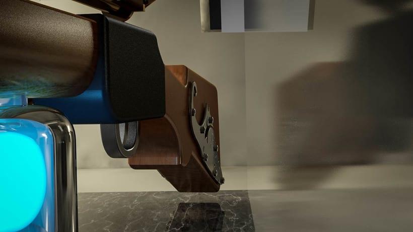 Steampunk Gun 5