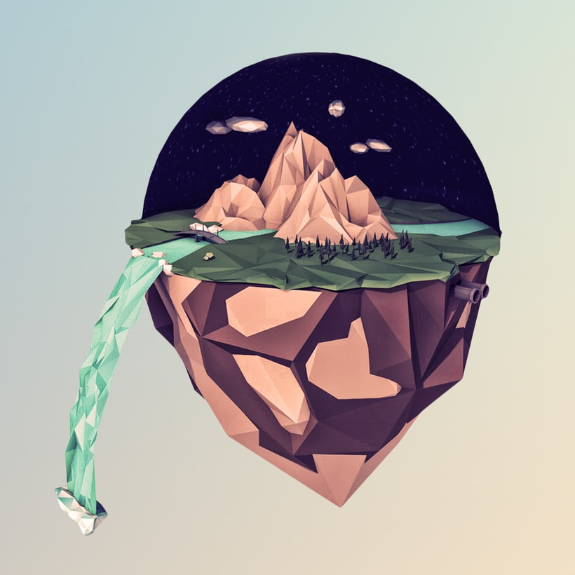 LOW POLY 1