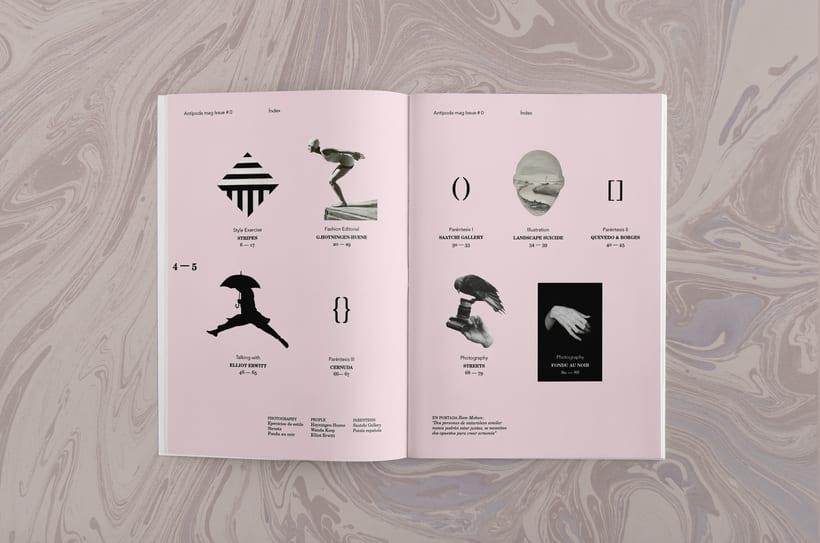 Antípoda — Issue 0 3