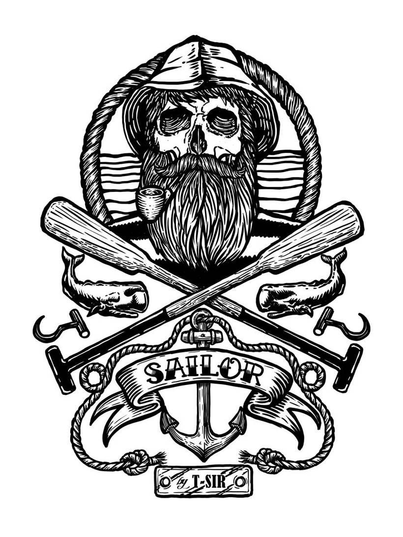 Sailor Skull -1
