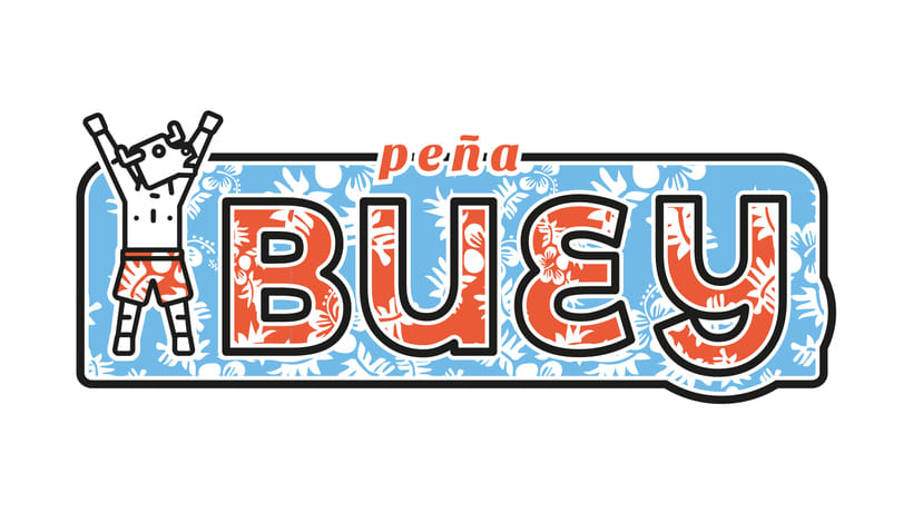 Camiseta peña Buey 1