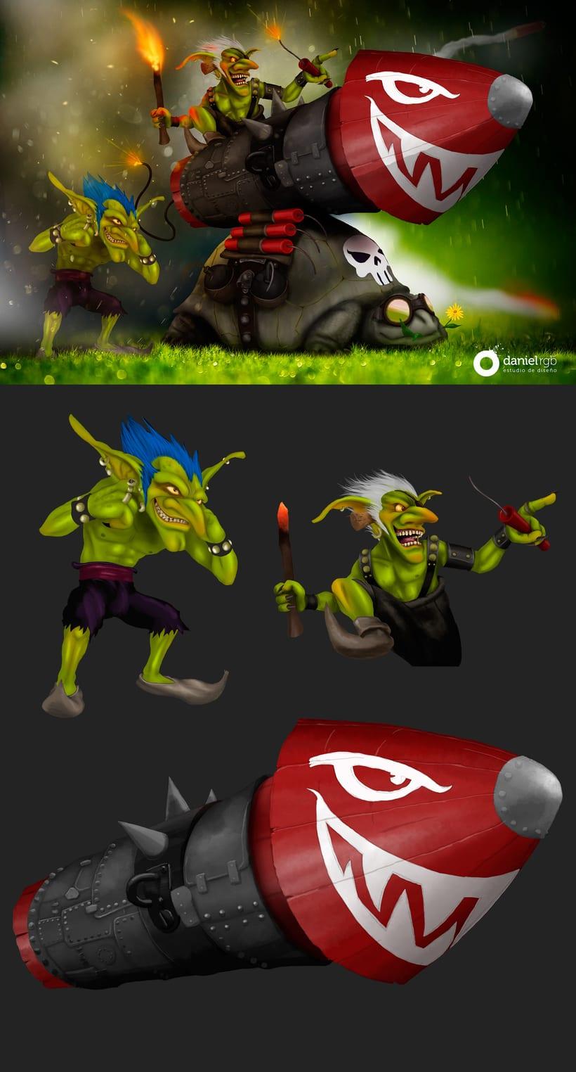 Goblins vs Gnomes Hearthstone -1
