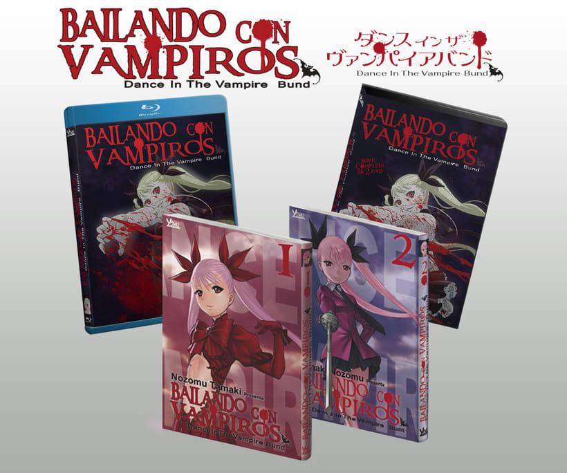 Bailando con vampiros -1