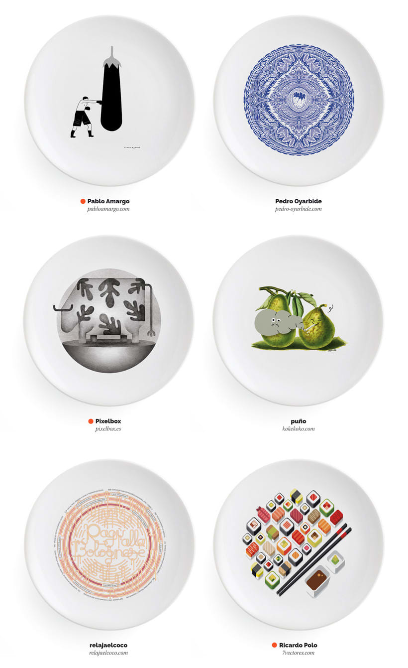 Ilustradores, ¡a la mesa! 10