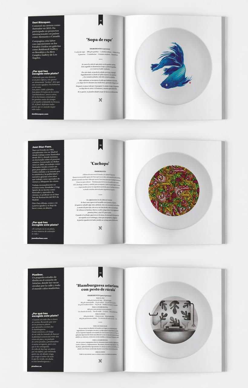 Ilustradores, ¡a la mesa! 13