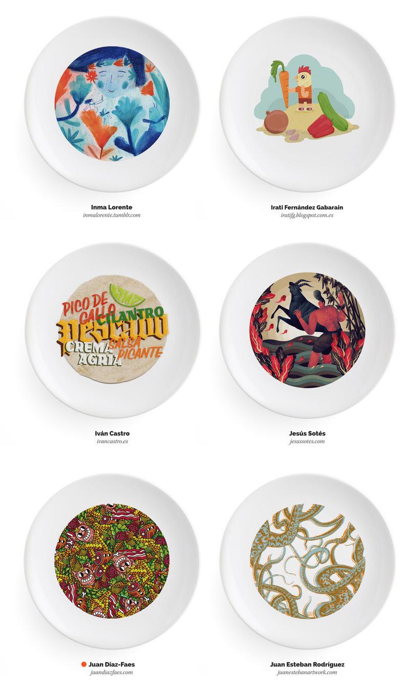 Ilustradores, ¡a la mesa! 7