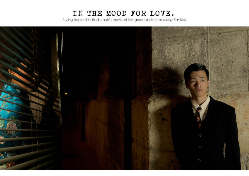 IN THE MOOD FOR LOVE -1
