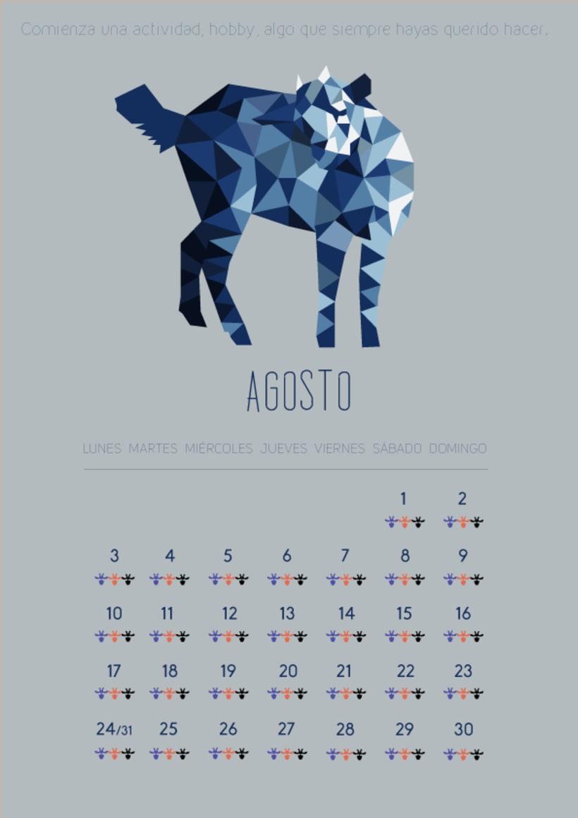 Diseño gráfico.Calendario2015 1