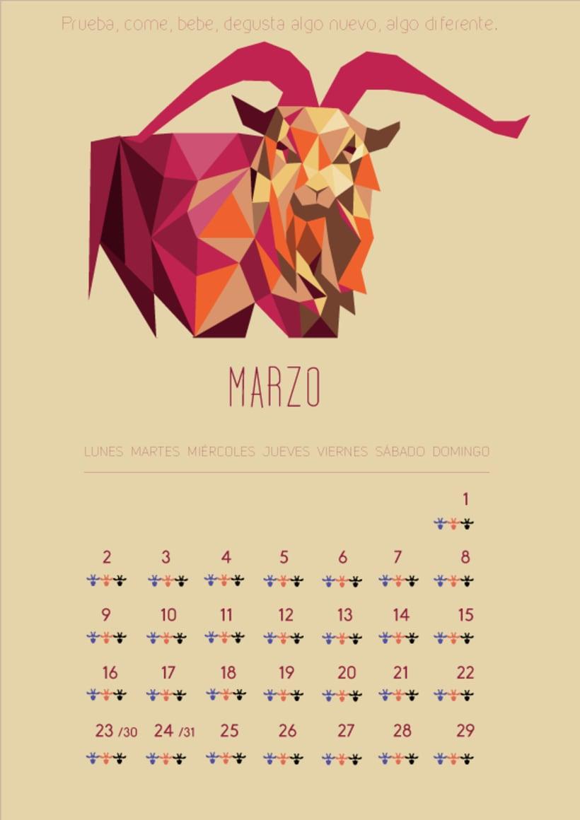 Diseño gráfico.Calendario2015 7