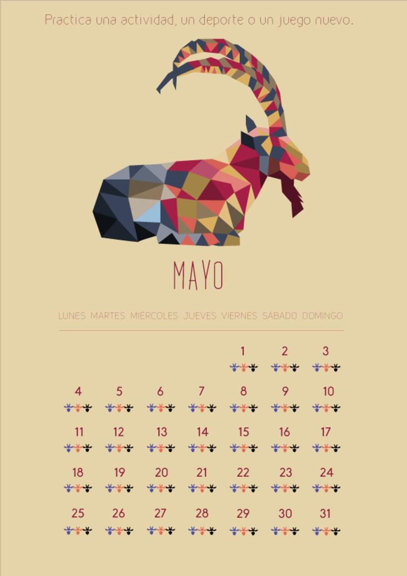 Diseño gráfico.Calendario2015 8