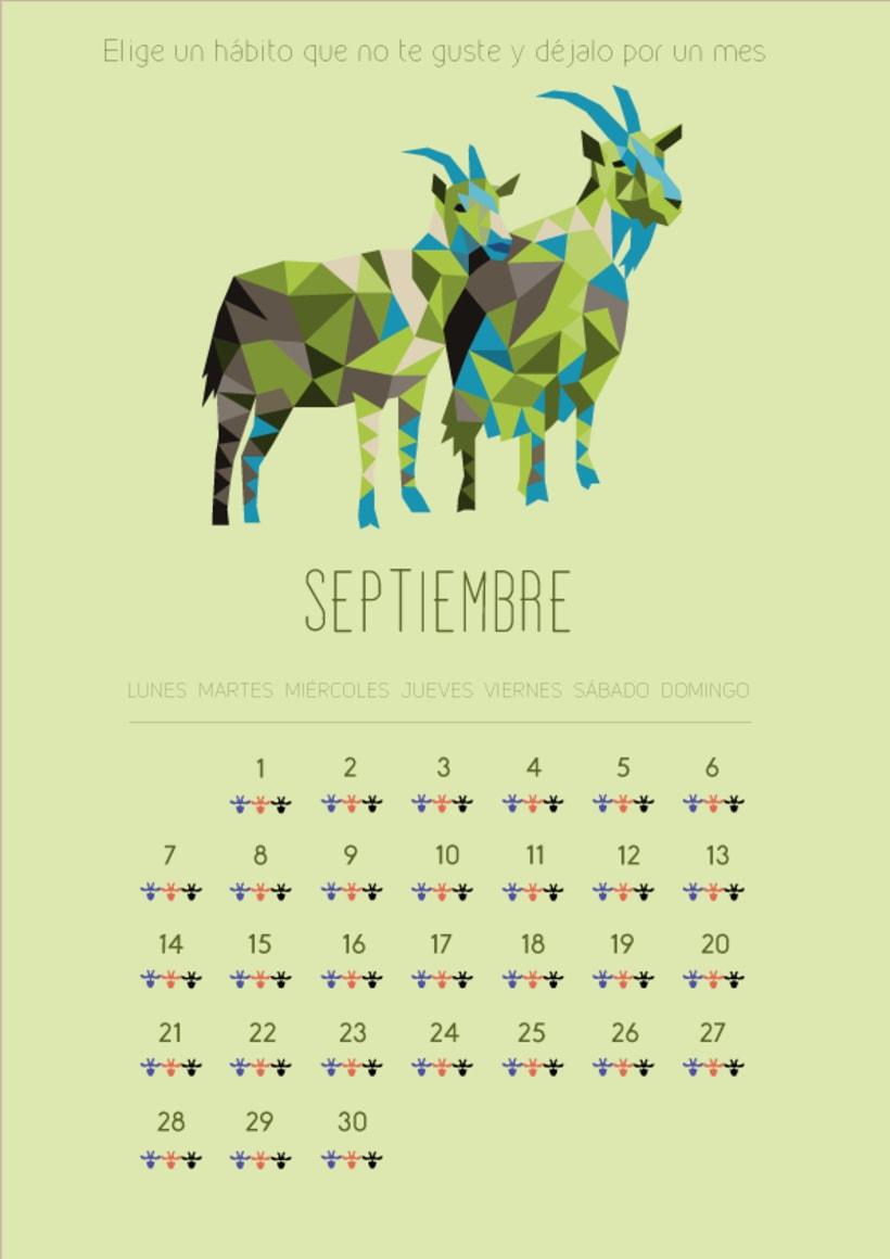 Diseño gráfico.Calendario2015 11