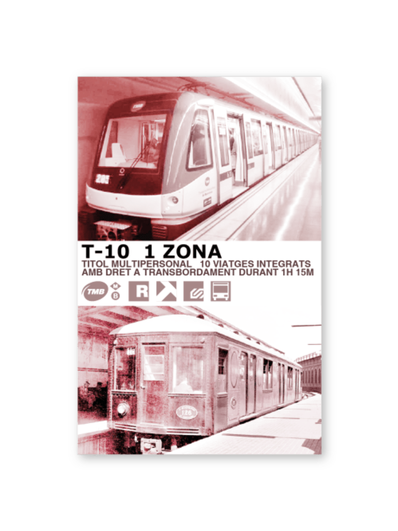 Tarjeta metro 2
