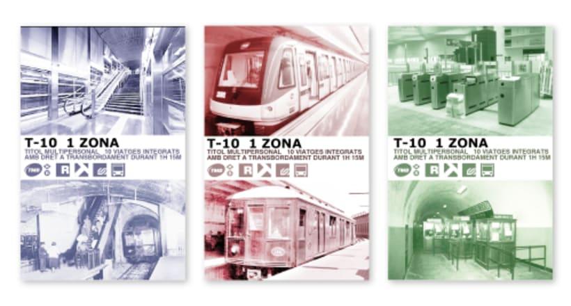 Tarjeta metro 3