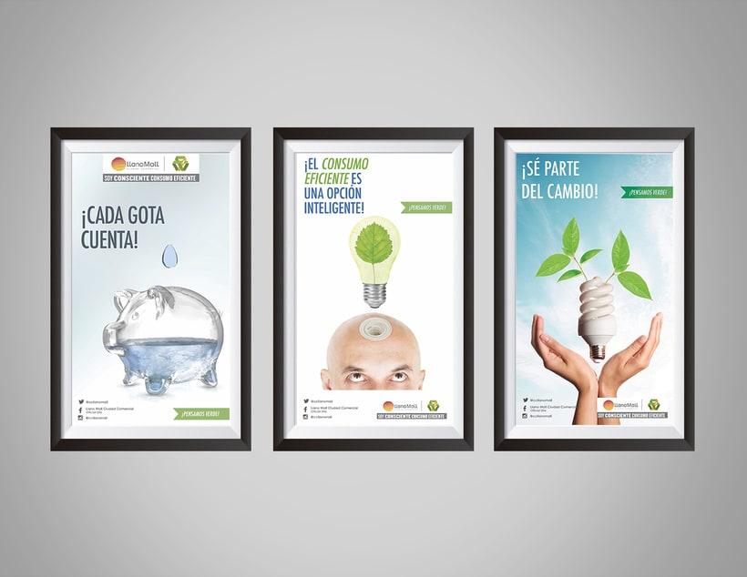 """-Campaña """"Pensamos Verde""""- 8"""