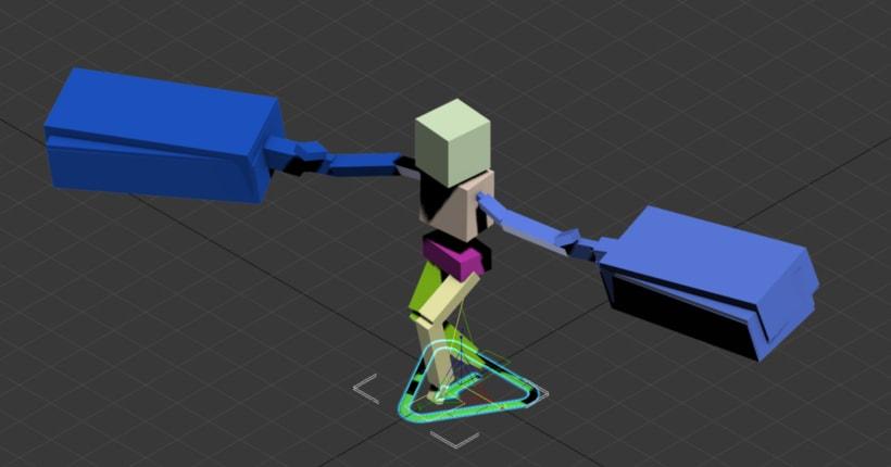Ayuda para animación en 3d max 2