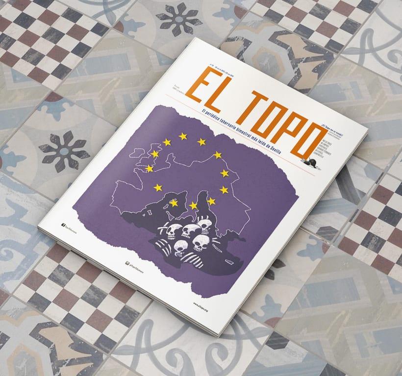 Collage para El Topo 0