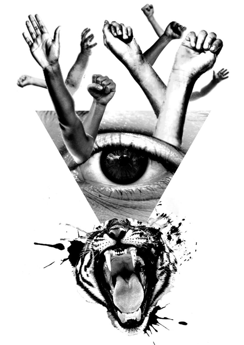 Collage para El Topo 1