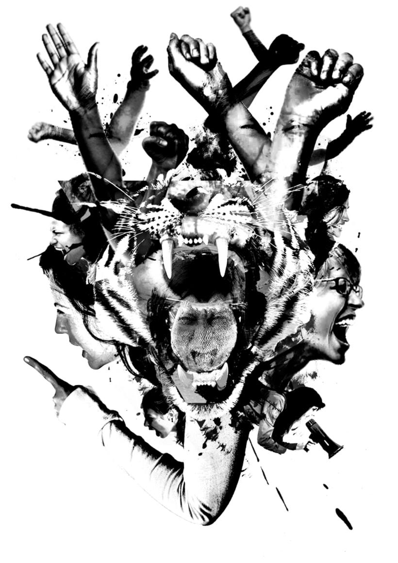 Collage para El Topo 2