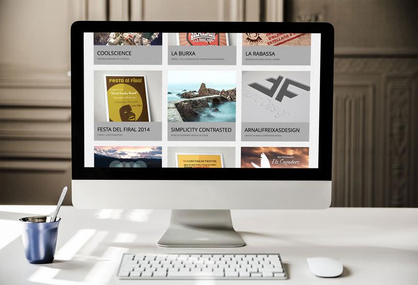 Página web arnaufreixasdesign.com 4