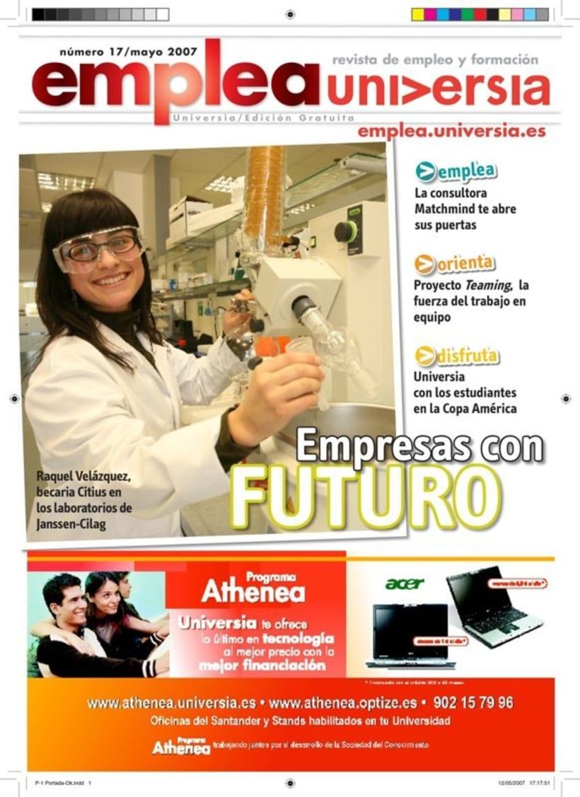 Universia. Revistas y guías. 10