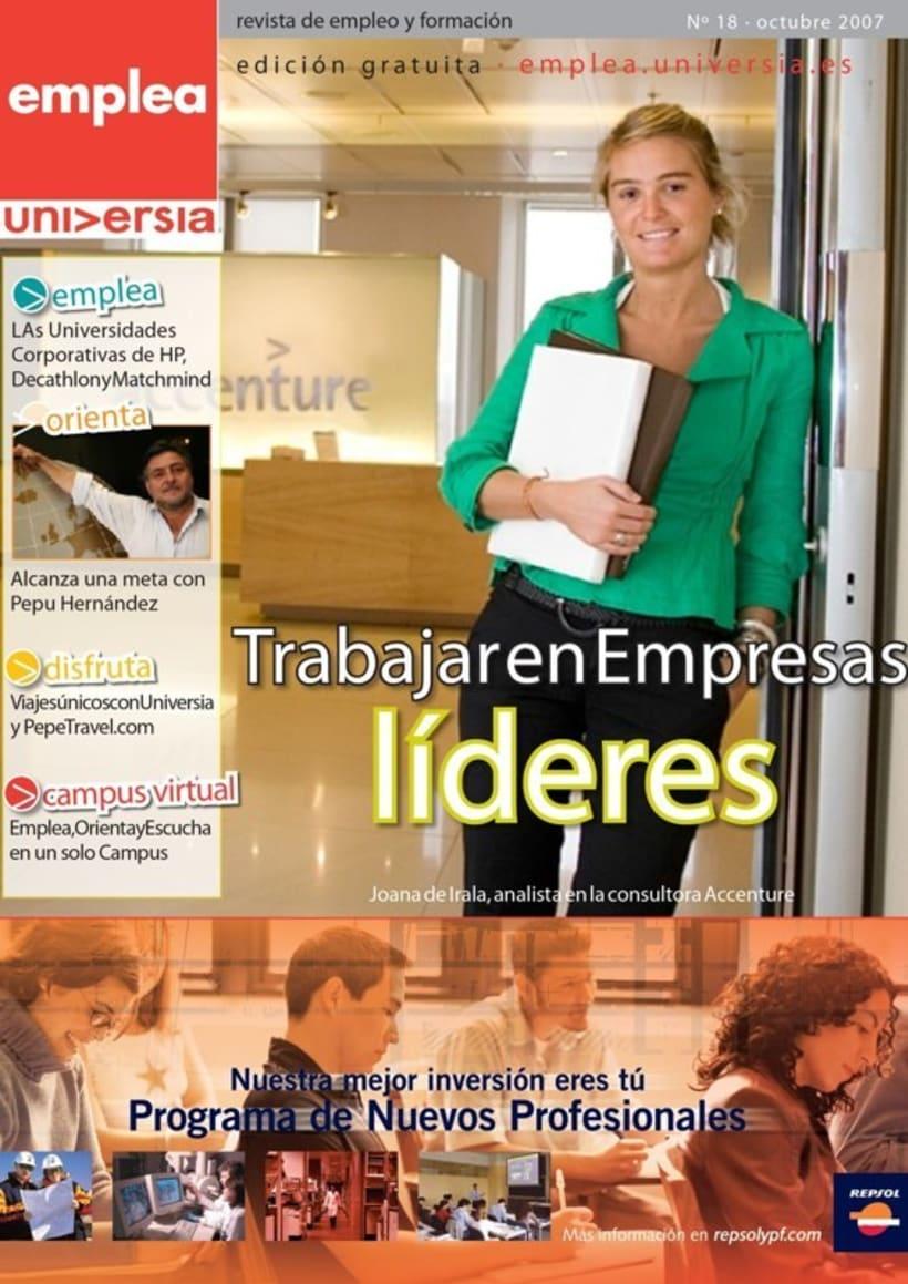 Universia. Revistas y guías. 11