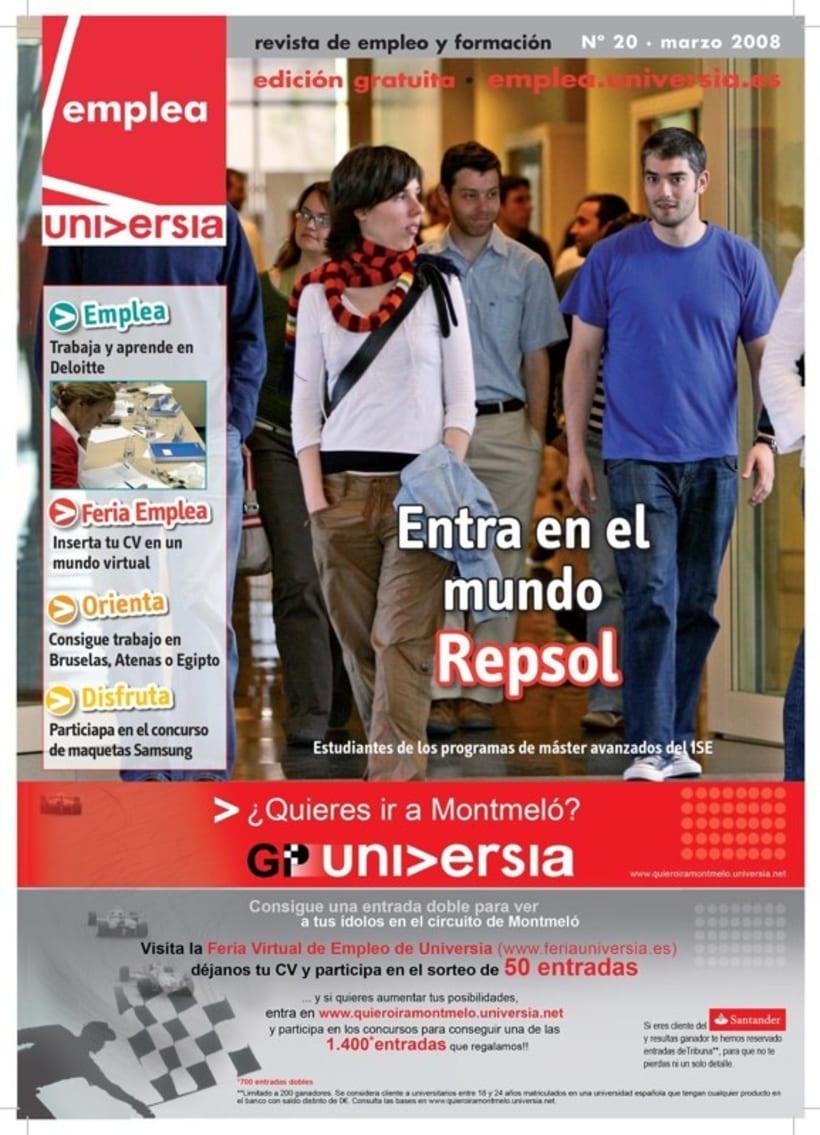 Universia. Revistas y guías. 12