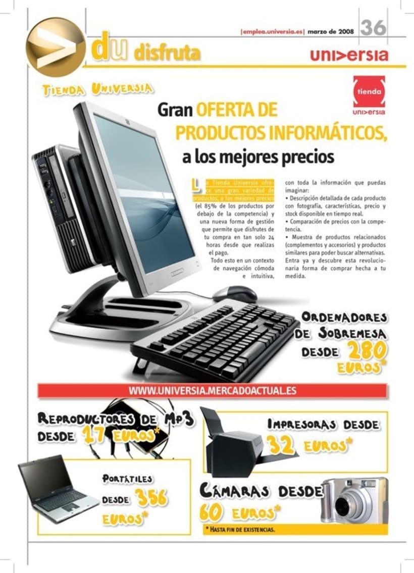 Universia. Revistas y guías. 22