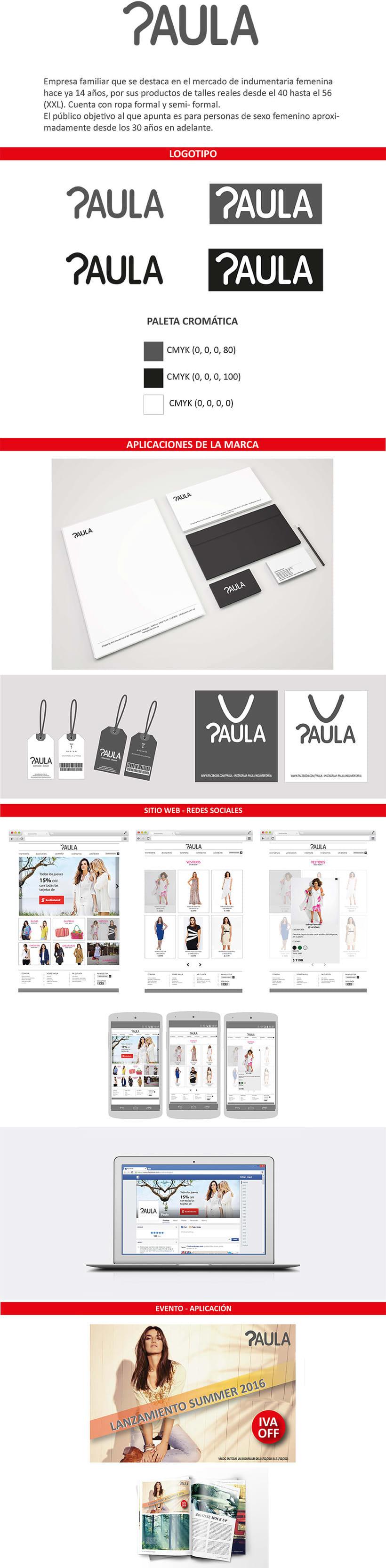 Paula indumentaria femenina 0