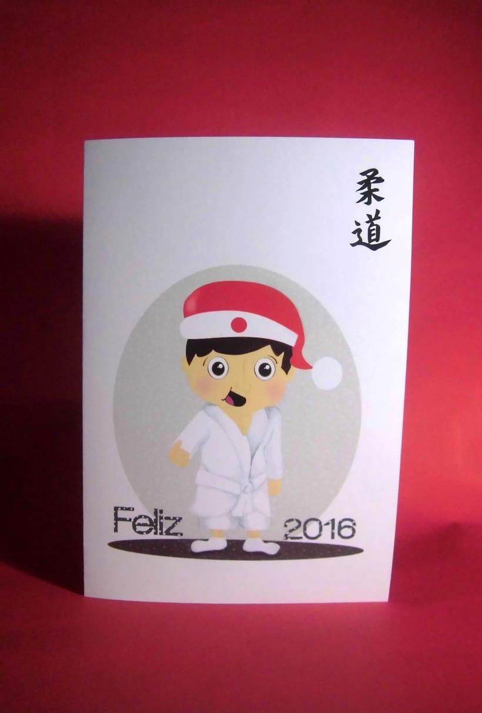 Postales Judo 5